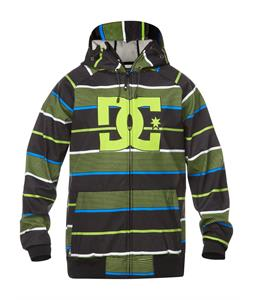 DC Replacement Softshell Tank Stripe Lime