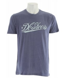 DC Riders T-Shirt Blue Indigo