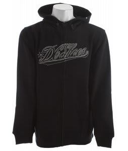 DC Riders ZH Hoodie Black