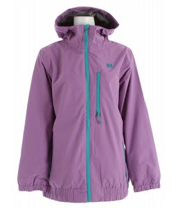 DC Riji Snowboard Jacket Orchid