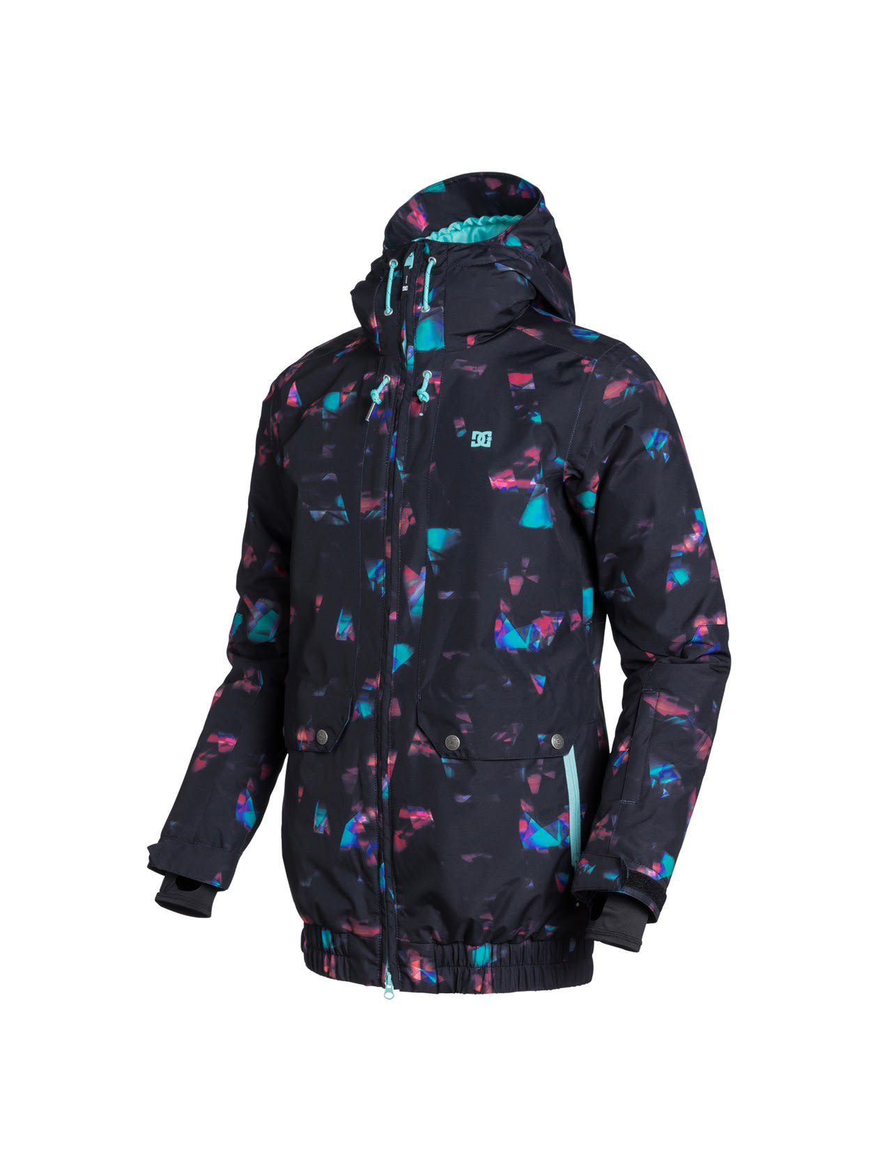 On Sale Dc Riji Snowboard Jacket Womens Up To 40 Off