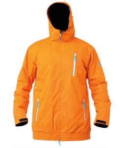 DC Ripley Snowboard Jacket Orange