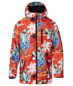 DC Ripley Snowboard Jacket Tropical Goods