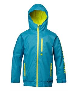 DC Ripley Snowboard Jacket Methyl Blue
