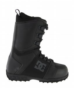 DC Rogan Snowboard Boots Black