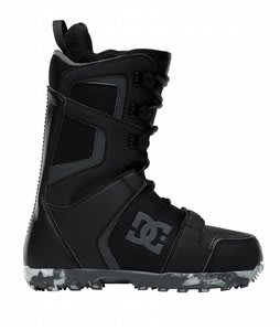DC Rogan Snowboard Boots Black/Grey