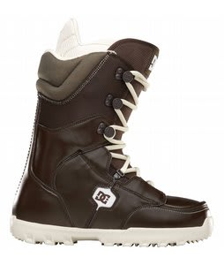 DC Rogan Snowboard Boots Brown/Dark Olive