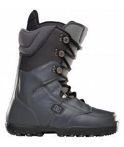 DC Rogan Snowboard Boots Dark Grey/Black
