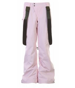 DC Salen Snowboard Pants Barley Pink