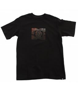 DC Salvage T-Shirt Black