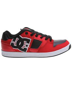 DC Sceptor TP Shoes Red/Black