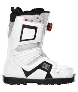 DC Scout BOA Snowboard Boots White