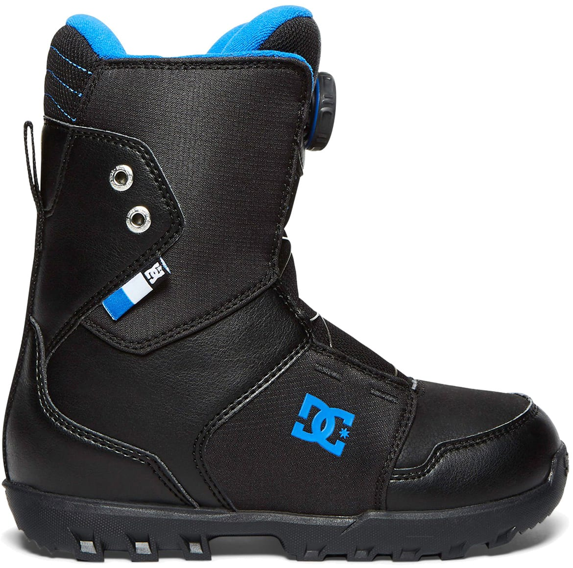 Dc Scout Boa Snowboard Boots Kids Youth 2018