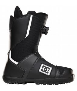 DC Scout Snowboard Boots Black/White