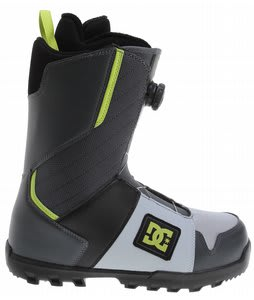 DC Scout Snowboard Boots Grey/Black
