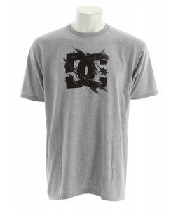 DC Scuffle T-Shirt Heather Grey