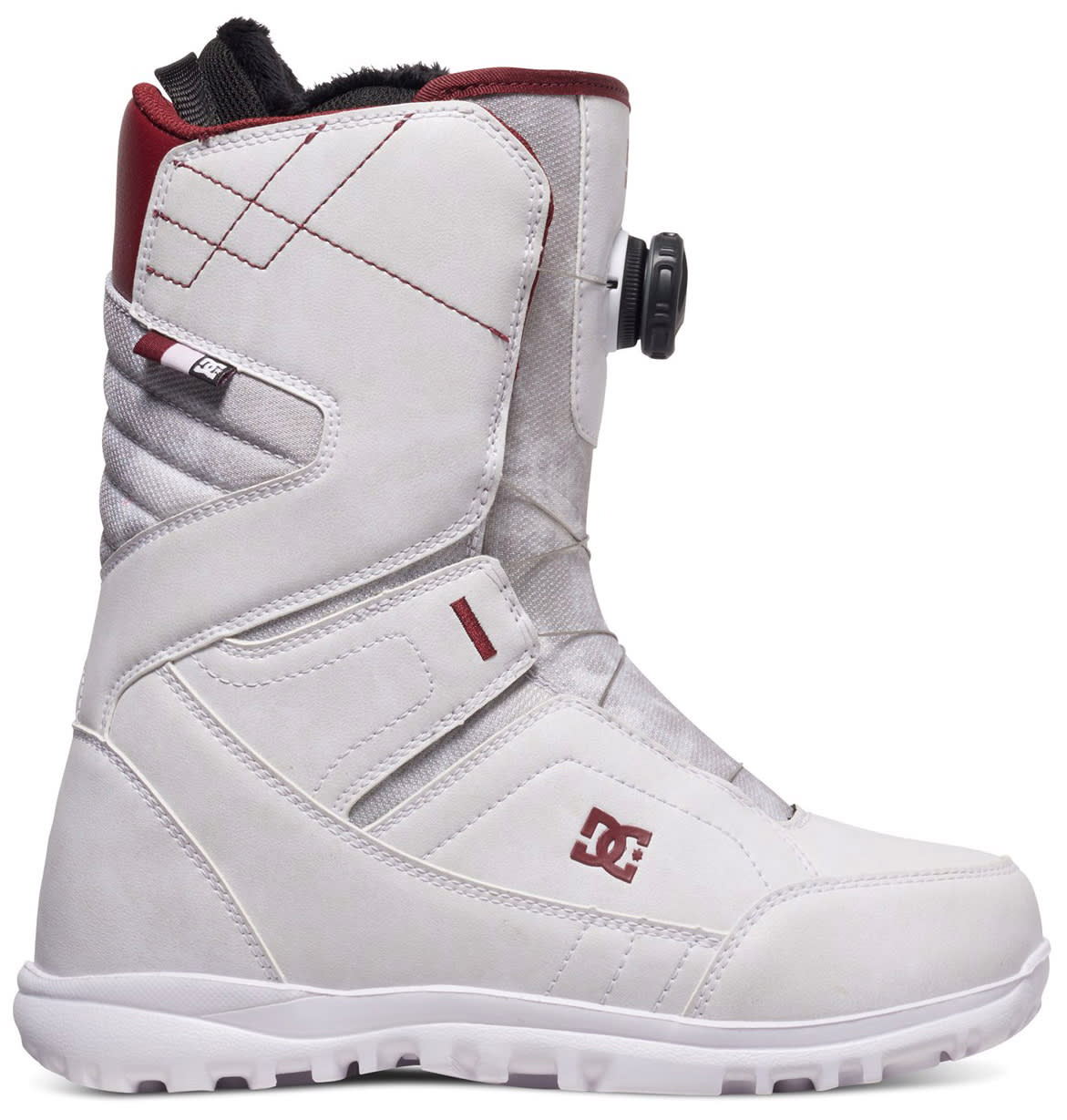 on sale dc search boa snowboard boots womens 2017