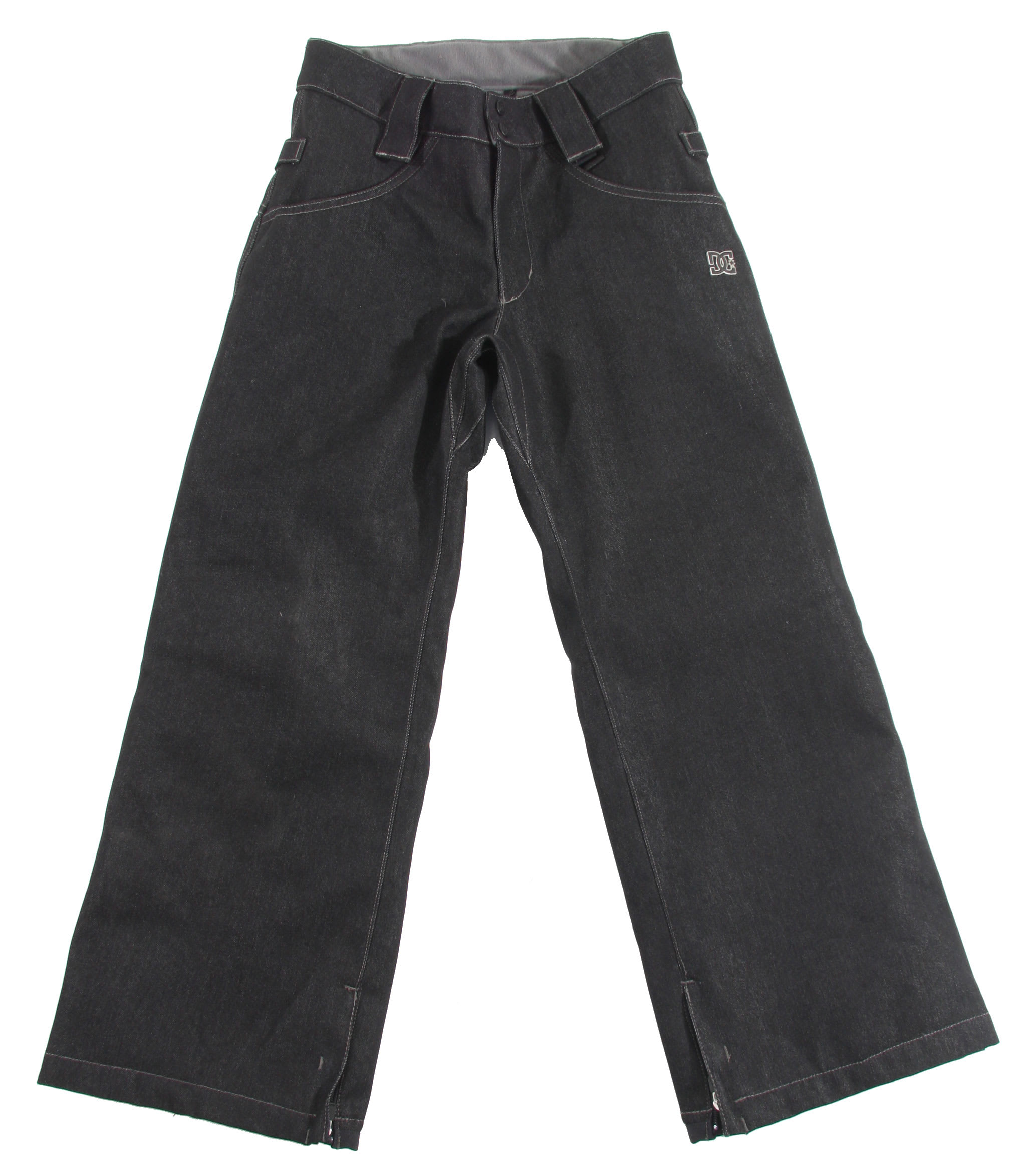 Shop for DC Sega Snowboard Pants Black - Kid's