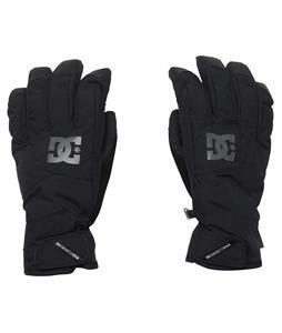 DC Seger Gloves Caviar