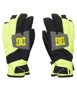 DC Seger Gloves Safety Yellow