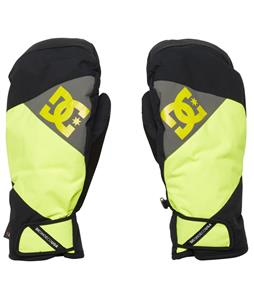 DC Seger Mittens Safety Yellow