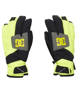 DC Seger Over Gloves Safety Yellow