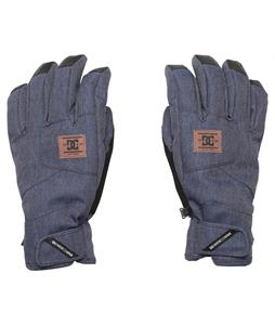 DC Seger SE Gloves Dress Blue