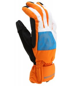 DC Seger Gloves Orange