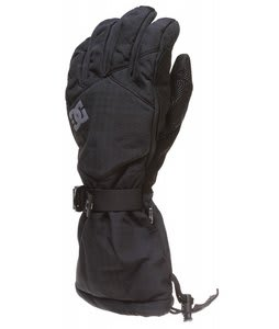 DC Seger Over Gloves Black