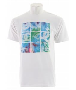 DC Segmentation T-Shirt White