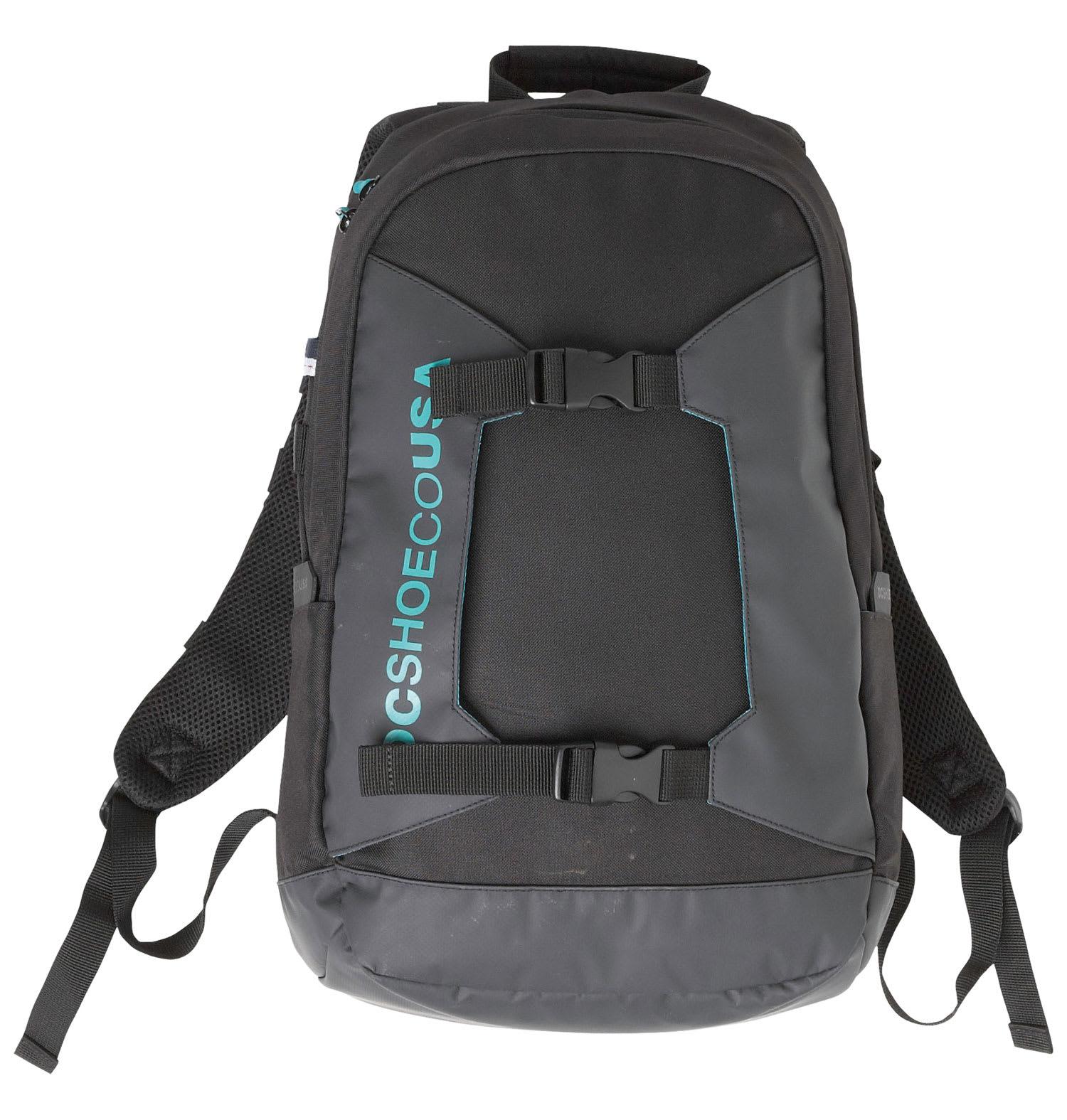 DC Sender Backpack Black