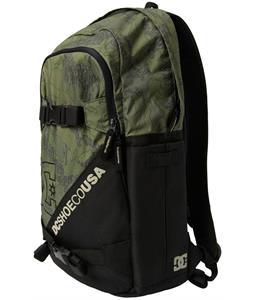 DC Sender Backpack Overlay Camo 23L