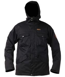 DC Servo Snowboard Jacket Black