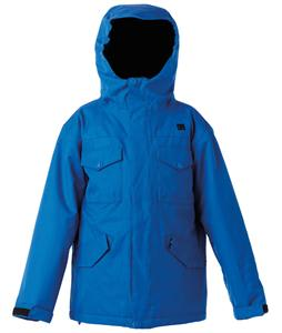 DC Servo Snowboard Jacket True Blue