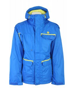 DC Servo Snowboard Jacket Lapis