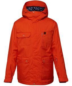 DC Servo Snowboard Jacket Pureed Pumkin