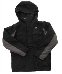 DC Servo K Snowboard Jacket Black