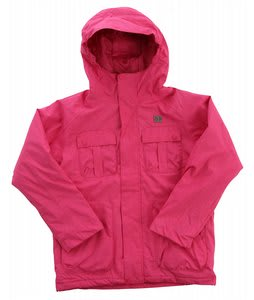 DC Servo K Snowboard Jacket Crazy Pink