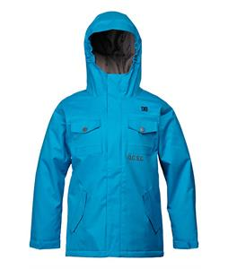 DC Servo Snowboard Jacket Methyl Blue