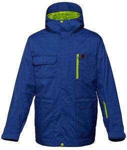 DC Servo Snowboard Jacket Mazarine Blue
