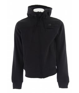 DC Shasta Full Zip Hoodie Black