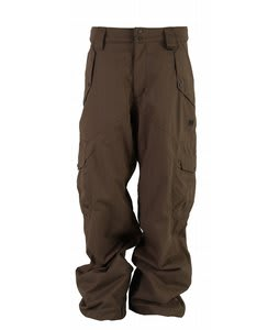 DC Shiga Snowboard Pants Olive Night