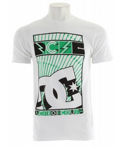 DC Shocked T-Shirt White