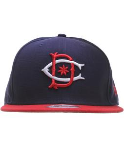 DC Shortstop Cap DC Navy