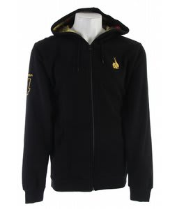 DC Showdown Fullzip Hoodie Black