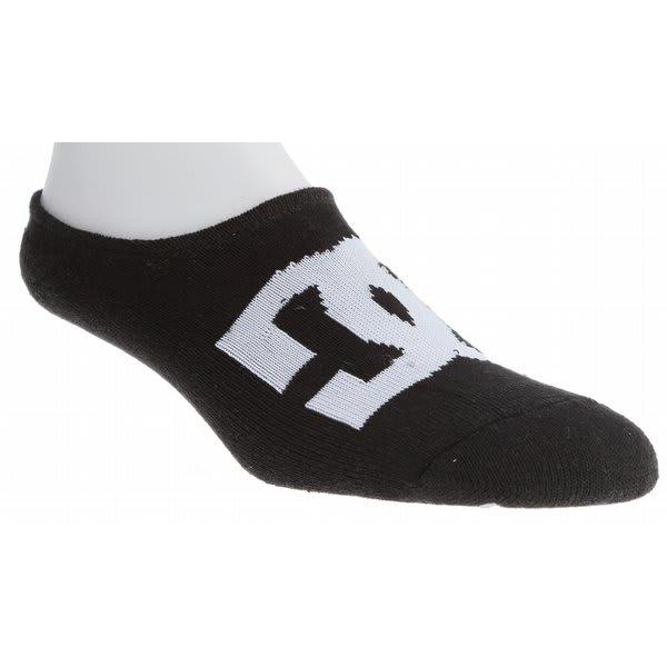 DC Shy Guy Socks