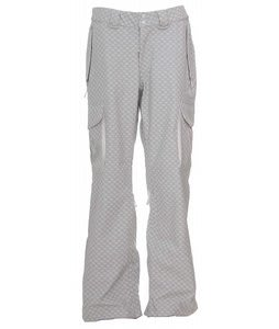 DC Signal Snowboard Pants White/Monogram
