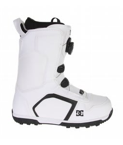 DC Siloh BOA Snowboard Boot White/Black