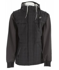 DC Silverton Snowboard Jacket Black