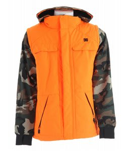 DC Silverton Snowboard Jacket Hazard